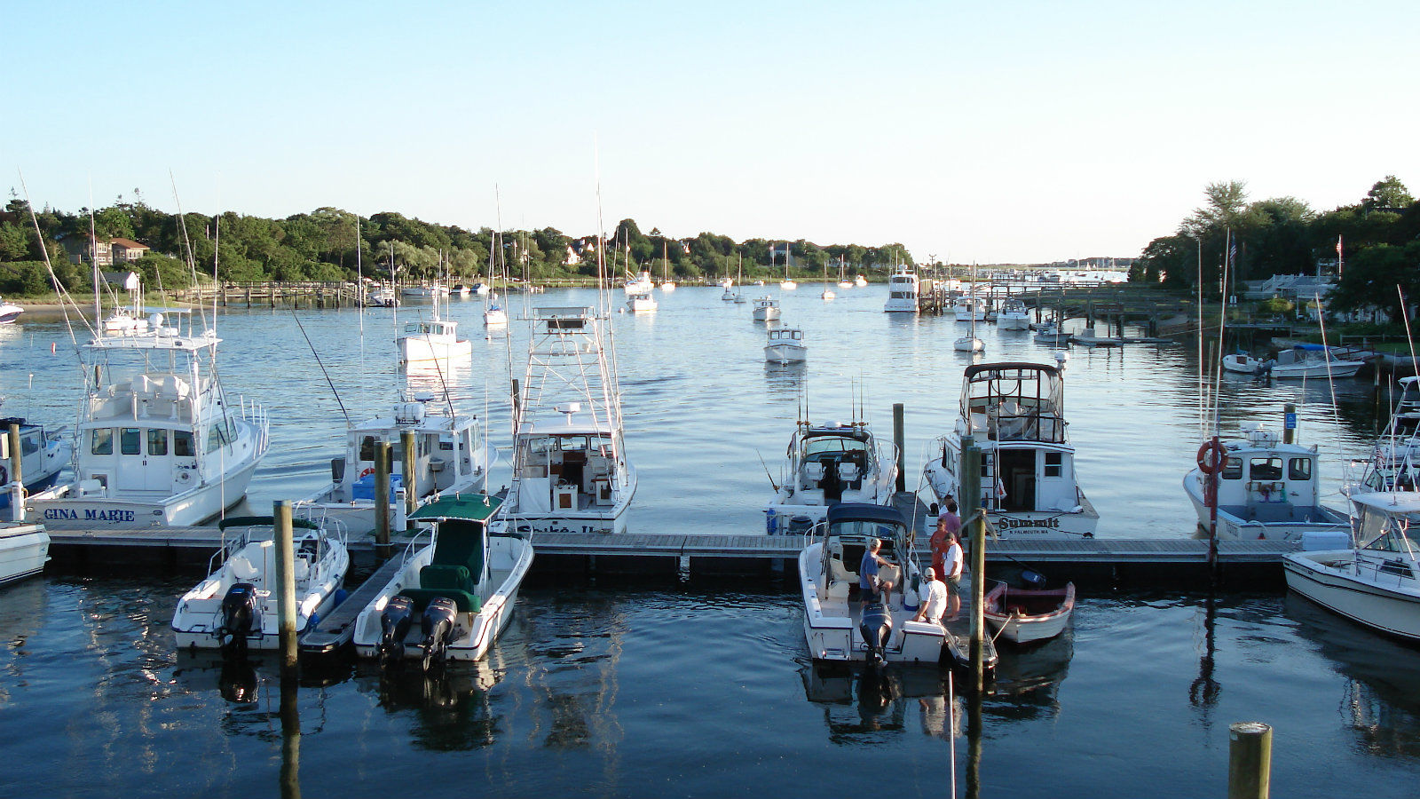 Things To Do in Provincetown - Boats